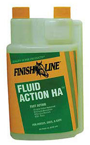 Fluid Action Ha Joint Therapy Liquid for Horses 32 oz (52032) - Peazz Pet
