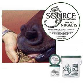 Source Micro Nuggets for Horses 25 Lbs (NUGGET/25) - Peazz Pet