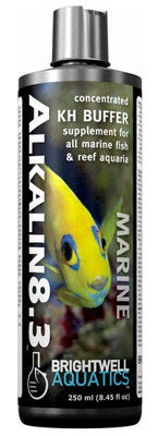 Brightwell Aquatics Alkalin8.3 KH Buffer, 250 ml - Peazz Pet