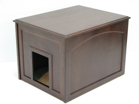 Crown Pet Doggie Den Cabinet/Indoor Doghouse - Peazz Pet