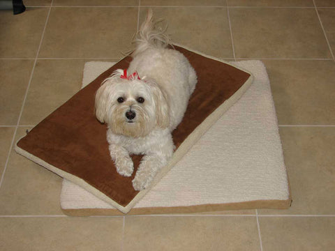 Crown Pet Mat for Slant Roof Doghouse - Medium Size - Peazz Pet