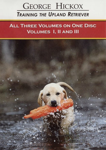 D.T. Systems Upland Hunter DVD Collection Vols. 1-3 D098 (D098) - Peazz Pet
