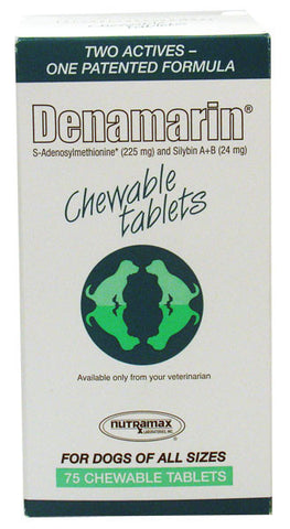 Denamarin 225 mg for Dogs (75 Tabs) - Peazz Pet