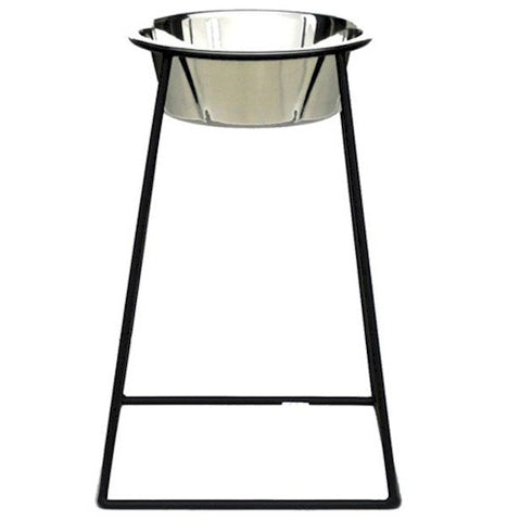 Tall Pyramid Elevated Dog Feeder - Peazz Pet