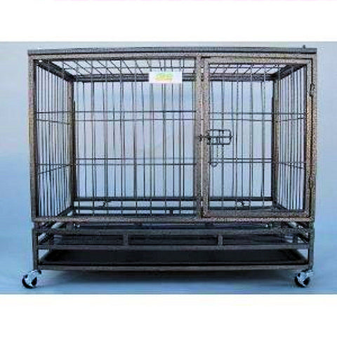 "GoPetClub Heavy Duty Cage 32"" (SQ1038) - Peazz Pet"