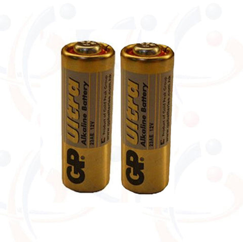High Tech Pet B-6V-2P B-6V - 6 Volt Alkaline Battery 2 Pack - Peazz Pet