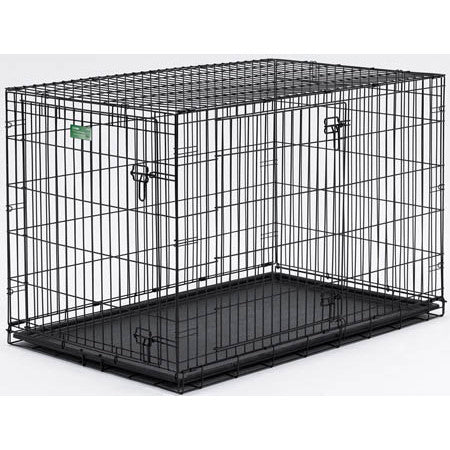 MidWest 48X30X33 Double Door I-Crate (I-1548DD) - Peazz Pet