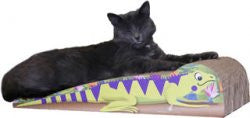 Imperial Cat Animal Scratch 'n Shapes Large Iguana - Peazz Pet