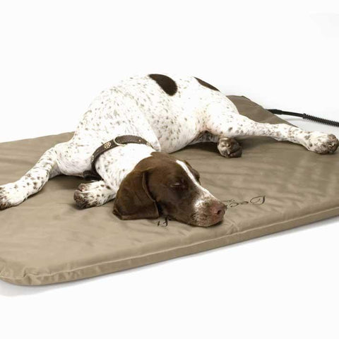 K&H Manufacturing Medium Lectro-Soft Bed 19X24 (KH1080) - Peazz Pet