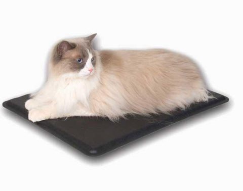 K&H Manufacturing Outdoor Heated Kitty Pad - 12.5 X 18.5 (KH3093) - Peazz Pet