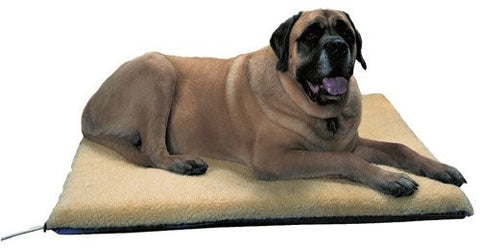 "K&H Manufacturing Ortho Thermo-Bed - X-Large - 33"" x 43"" - Green (KH4033) - Peazz Pet"