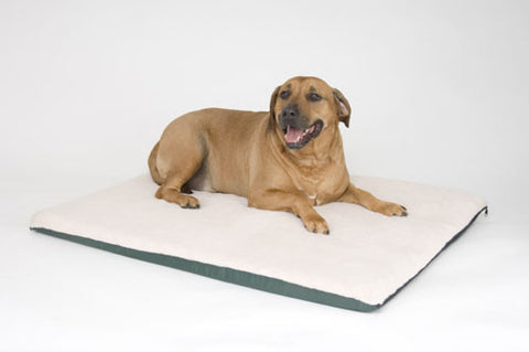 K&H Manufacturing Ortho Thermo-Bed - Large - 27 x 37 - Green Bottom (KH4023) - Peazz Pet