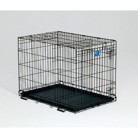 Midwest Life Stages Dog Crate LS-1624 24 L X 18 W X 21 H (LS-1624) - Peazz Pet