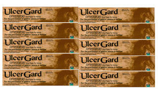UlcerGard Oral Paste Syringe, 10 Treatment Pack - Peazz Pet