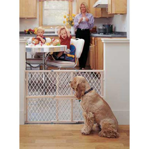 North States Easy Adjust - Diamond Mesh Gate NS4600 - Peazz Pet