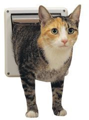 PetSafe CC10-050-11 Cat Flap - Peazz Pet