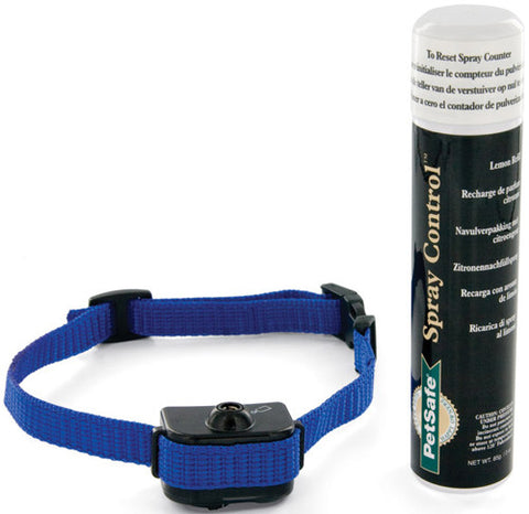 PetSafe PBC00-11283 Little Dog Spray Bark Control Collar - Peazz Pet