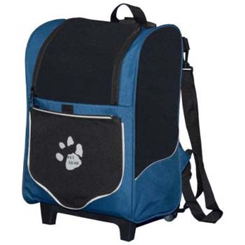 Pet Gear I-Go2 Sport - Misty Blue (PG1210MB) - Peazz Pet