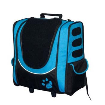 Pet Gear I-Go2 Escort - Ocean Blue (PG1230OB) - Peazz Pet