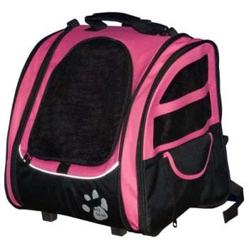 Pet Gear I-Go2 Traveler - Pink (PG1240PK) - Peazz Pet