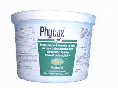 Phycox Granules For Dogs, 960g (240 Scoops) - Peazz Pet