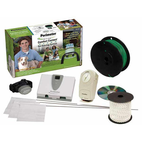 Perimeter Deluxe Ultra Comfort Contact System 20 Gauge Wire (PTPCC-200D) - Peazz Pet