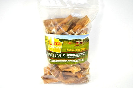 2 Pack Bully Stick Tips 1 Lbs - Peazz Pet