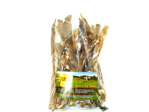 5 Pack Beef Tendon - Peazz Pet