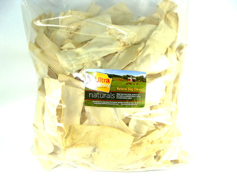 5 Pound Rawhide Bag of Chips - Peazz Pet