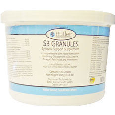 S3 Granules, 960 Grams - Peazz Pet