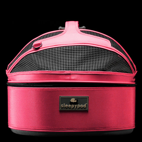 Sleepypod SP-PNK Mobile Pet Bed (Blossom Pink) Medium - Peazz Pet
