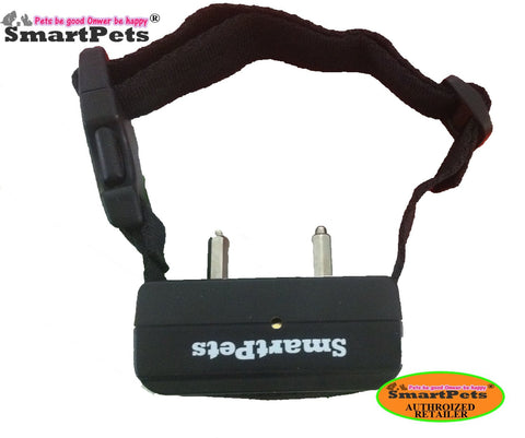 SmartPets SP 706 Anti Bark Shock Training Collar - Peazz Pet