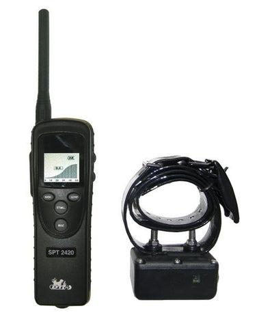 D.T. Systems Super Pro e-Lite 2 Dog 1.3 Mile Remote Trainer SPT-2422 - Peazz Pet