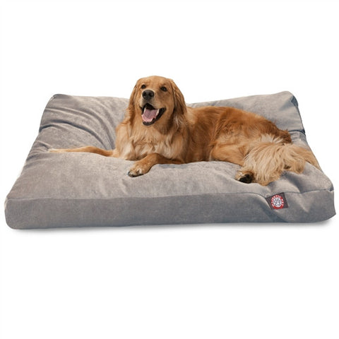 Majestic Pet Products Vintage Villa Collection Extra Large Rectangle Pet Bed - Peazz Pet