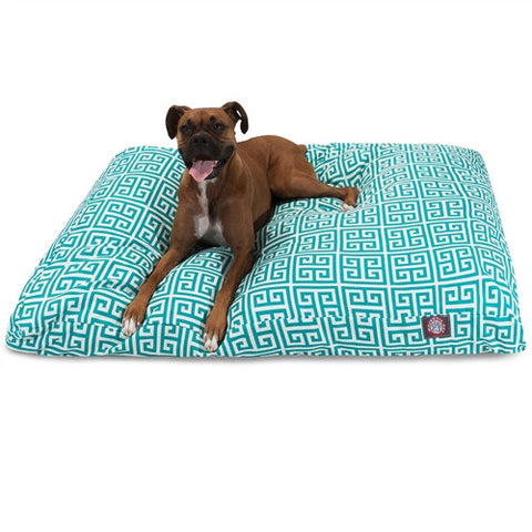 Majestic Pet Products Pacific Towers Extra Large Rectangle Pet Bed - Peazz Pet