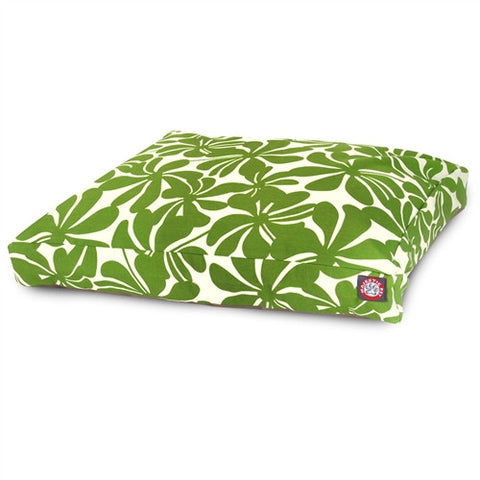 Majestic Pet Products Sage Plantation Large Rectangle Pet Bed - Peazz Pet