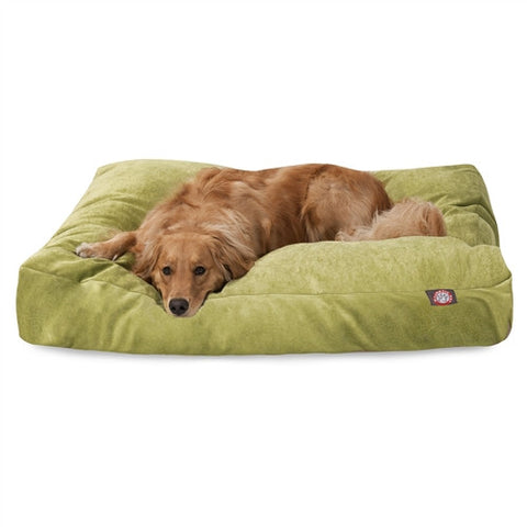 Majestic Pet Products Apple Villa Collection Extra Large Rectangle Pet Bed - Peazz Pet