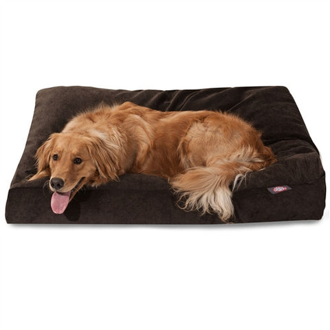 Majestic Pet Products Storm Villa Collection Extra Large Rectangle Pet Bed - Peazz Pet
