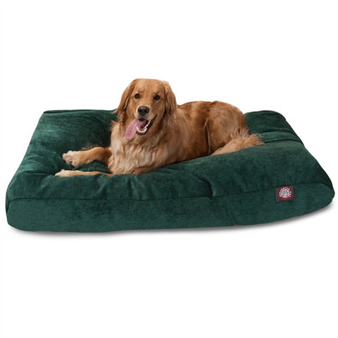 Majestic Pet Products Marine Villa Collection Extra Large Rectangle Pet Bed - Peazz Pet