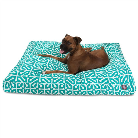 Majestic Pet Products Pacific Aruba Extra Large Rectangle Pet Bed - Peazz Pet