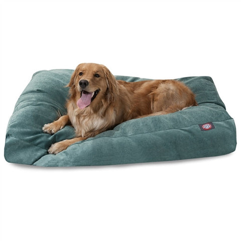 Majestic Pet Products Azure Villa Collection Extra Large Rectangle Pet Bed - Peazz Pet