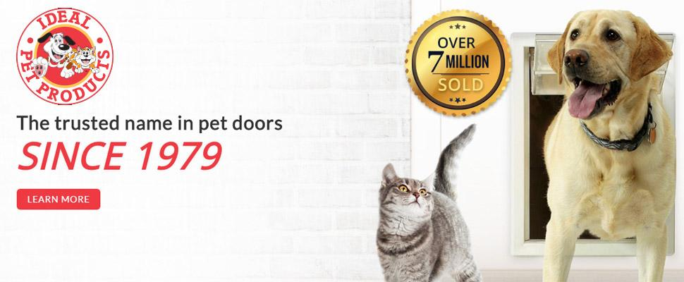 Ideal Pet Doors On Sale