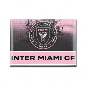 "Inter Miami CF Metal Magnet - 2.5"" x 3.5"""