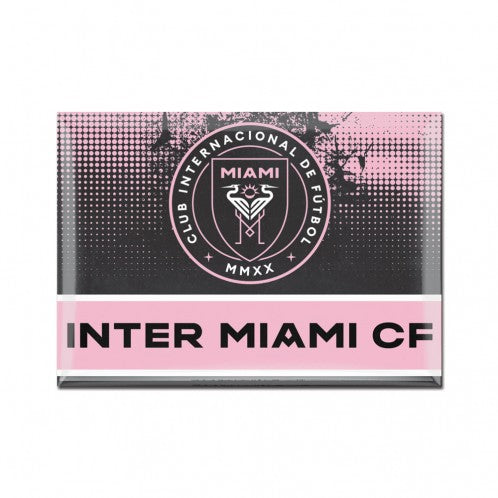 Inter Miami CF Metal Magnet - 2.5