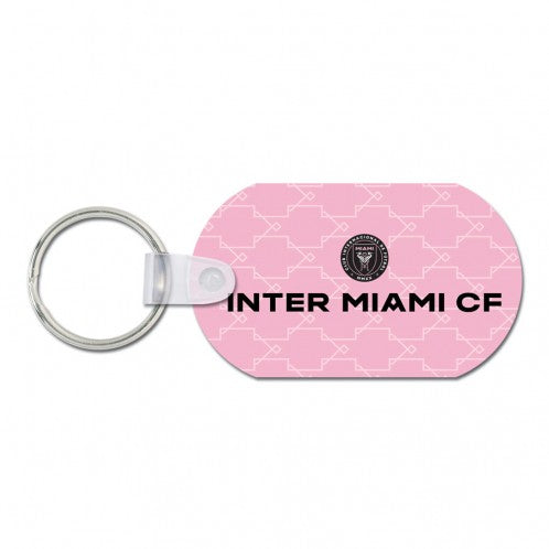 Inter Miami CF Metal Key Ring