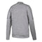 Miami Hurricanes TI Speed Arch Team Issued Crew - Grey
