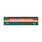Miami Hurricanes adidas Two sided Scarf - Green