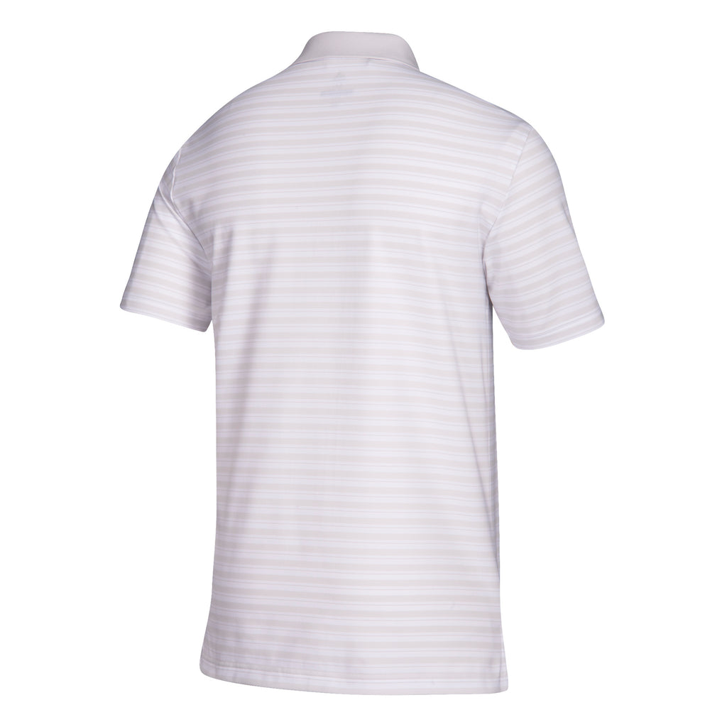 Miami Hurricanes adidas 2019 Spring Coaches/Golf Polo - White