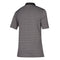 Miami Hurricanes adidas Ultimate 365 3 Stripe Sideline Polo