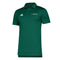 Miami Hurricanes adidas Game Mode Coordinator Polo - Green